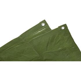 Relags Plandeka 4x5m, zielony